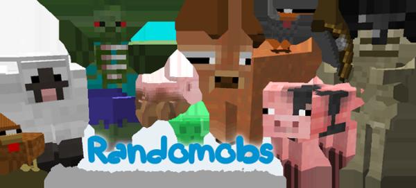 [1.4.5] Randomobs - Разные мобы в MineCraft