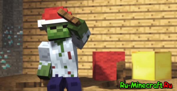 A Slamacow Christmas - A Minecraft Animation