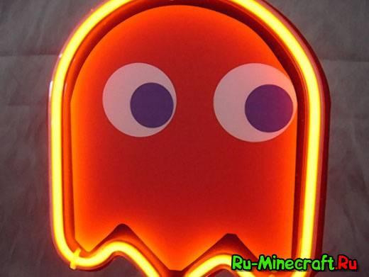 [TexturePack 1.4] [16x16] Pacman - Текстура очень ностальгической игры Pacman`а