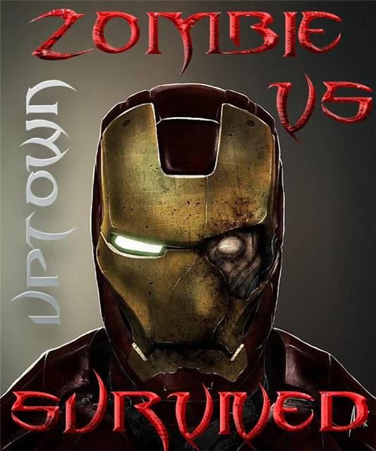 [Skins] Zombie vs survived (11 штук) - зомби против выживших
