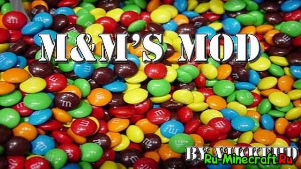 [1.4.6\1.4.7] M&MsMod - Эмэмдэнс в minecraft(e)