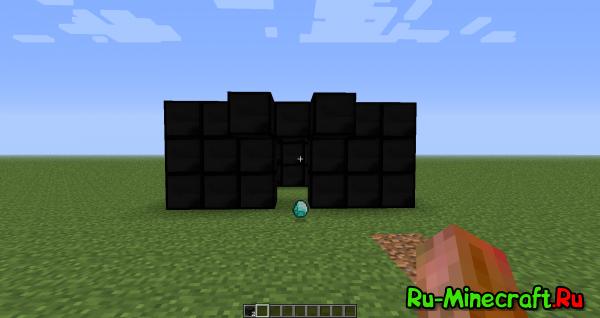 [1.4.7] Coal block - Угольный блок