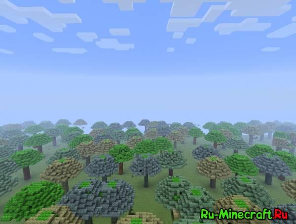 [1.4.7][Forge] ManyConceptsMod - новые возможности в Minecraft