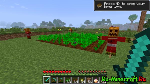Enhanced Farming (Better Farming) - улучшенное фермерство [1.12.2] [1.6.2]