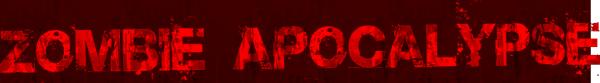 [Adv]Zombie Apocalypse - Настоящий Апокалипсис