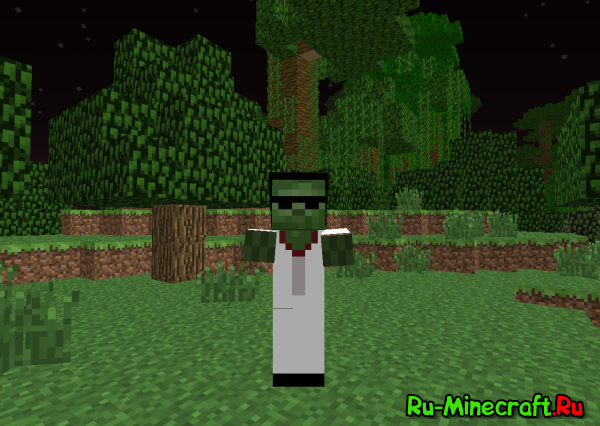 Mo` Zombies - 14 новых зомби [1.7.10|1.7.2|1.5.2]