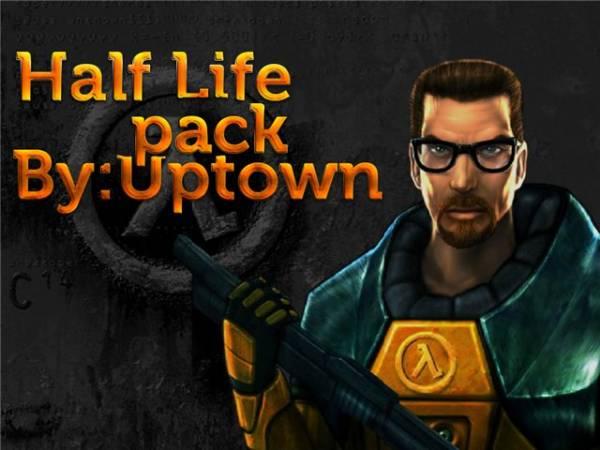 [Skins] Подборка скинов из вселенной Half-Life от Uptown