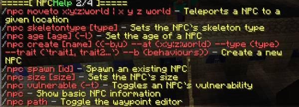 [Plugins] Citizens - NPC теперь в мультиплеере