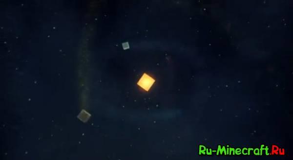 [Video] Рождение вселенной minecraft