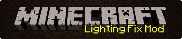 [1.4.7] Minecraft Lighting Fix - Исправление с багами освещения