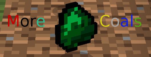 [1.4.7] More Coals - новый уголь!