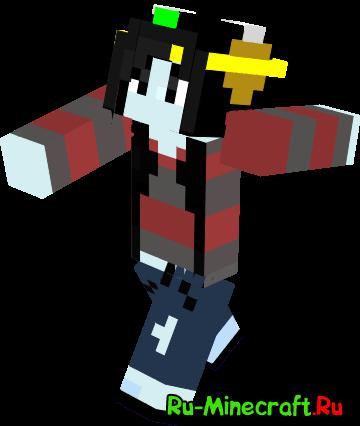 скачать скин вампирши для Minecraft - фото 7