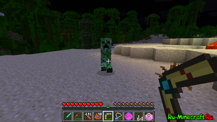 Скачать Моды для Minecraft 1.5.1 бесплатно