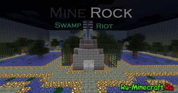 [ADV] Mine Rock : Swamp Riot -карта с заданиями