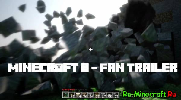 [Video] Minecraft 2 - Fan Trailer
