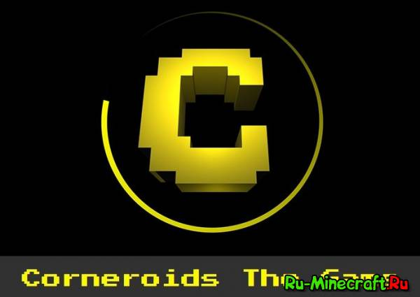 [Game] Corneroids - Minecraft в космосе
