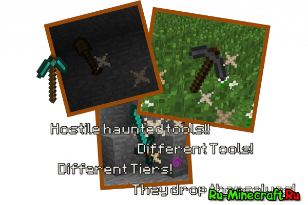 Primitive Mobs - новые виды мобов [1.12.2] [1.7.10] [1.5.2]