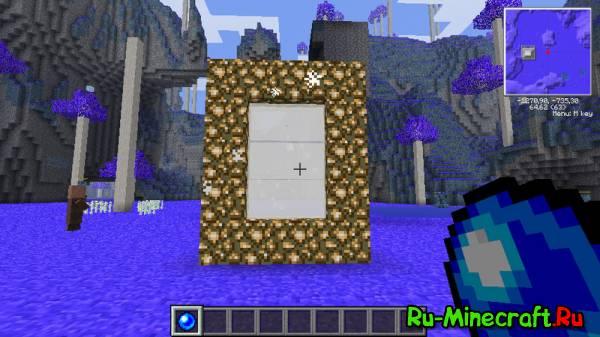 Мод на рай, портал в рай для minecraft 1. 7. 10/1. 7. 2/1. 6. 4/1. 6. 2.