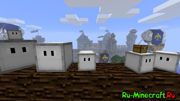 [1.4.7/1.5.1] CubeBots - Твои квадратные рабы!?
