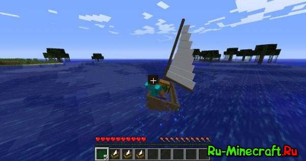 [1.4.7] Small boats - новые лодки!