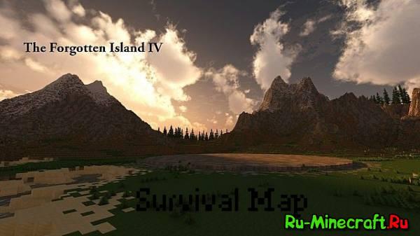 [Map] The Forgotten Island IV - Забытый остров IV (Карта на выживание)