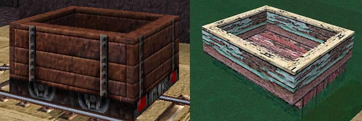 Battered Old Stuff - древние текстуры [1.12.2] [1.11.2] [1.10.2] [1.7.10] [64x]