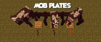 [1.5] Mob Plates Mod - Больше нажимных плит!