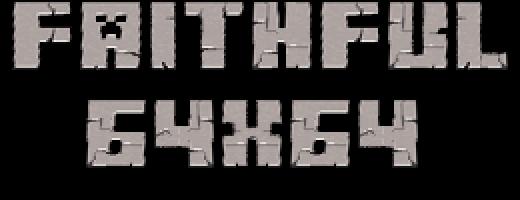 [1.4.7-1.5][64x]Faithful 64x64 - Очень классные текстурки!