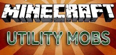 [1.5.1] Utility Mobs - охрана ваших территорий