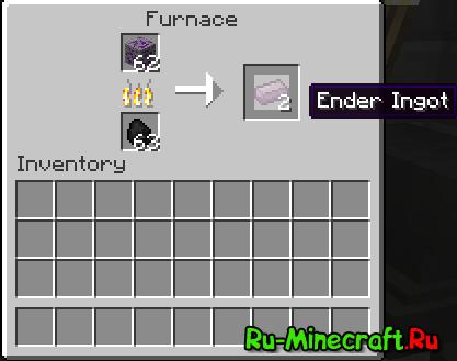 [1.5] Ender Kit Mod - Эндер вещи