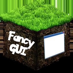 [1.5.1] Fancy GUI - Новое меню