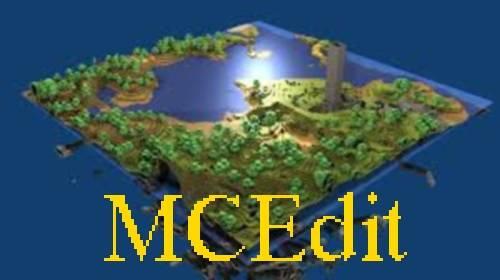 MCEdit - программа редактор миракарты для Minecraft, скачать