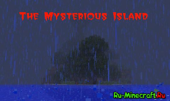 [Map] The Mysterious Island от FreeDom Studio - станьте робинзоном на маленьком островке