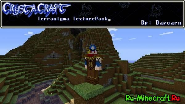 [1.4.7-1.5][32x]CrystaCraft - Текстур пак, сделанный на основе SNES игр!