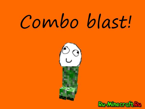 [VIDEO]Combo blast!