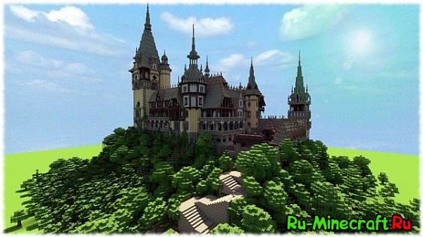 [Карта] 19th century Castle - красивый замок!