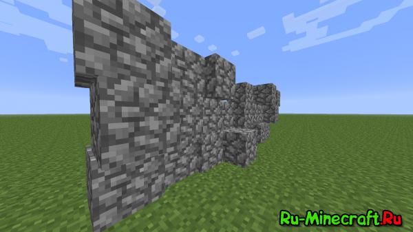 "PUSHABLE BLOCKS MOD -  ""Ходячие блоки""  [NEW v.0.3]"