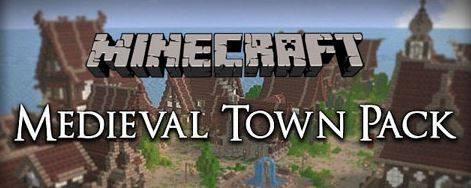 [MAP] Medieval Town Map Pack - назад,в Средневековье!