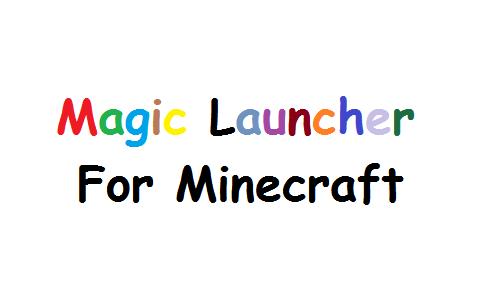 [Files] Magic Launcher - Универсальный лаунчер!