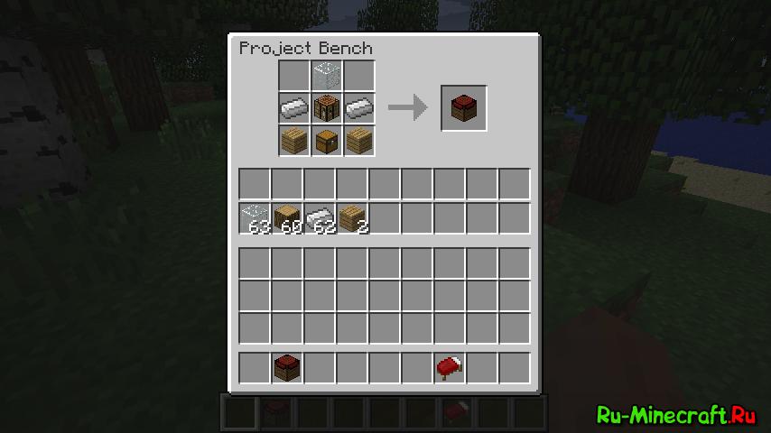 Что можна зделать в майнкрафте из дерева на планшете