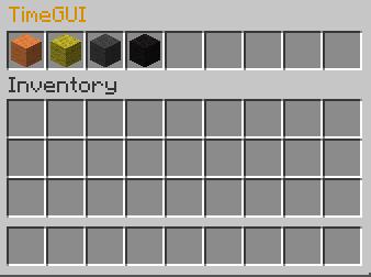 [Plugin] TimeGUI - Изменяем время с помощью графического интерфейса