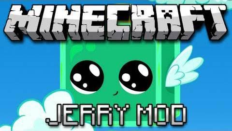 Jerry's Mod - мощная броня и оружие [1.16.5] [1.15.2] [1.14.4] [1.12.2] [1.7.10]