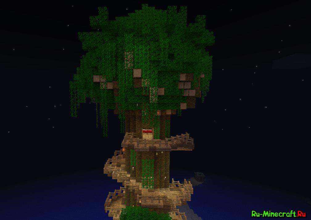Minecraft – как сделать красивый дом, примеры красивых домов.