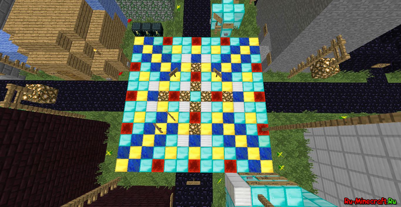Скачать паркур карты для Майнкрафт - для всех версий 1.5.2 ...