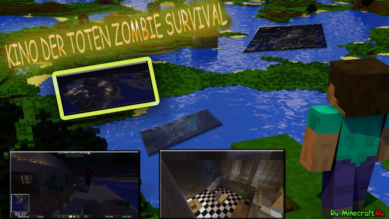 Скачать карты на прохождение для minecraft 1.8.7 - 1.5.2 ...