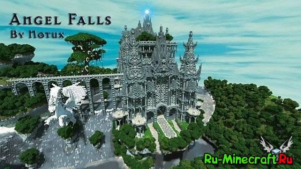 [Map] Angel Falls - Ангельский водопад