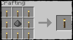 Torched mod - фейерверк из факелов [1.12.2] [1.10.2] [1.8] [1.7.10]