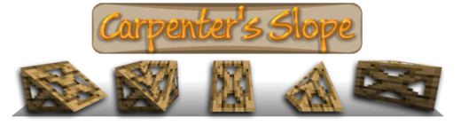[1.5.2-1.6.2] Carpenter`s Slope - углы
