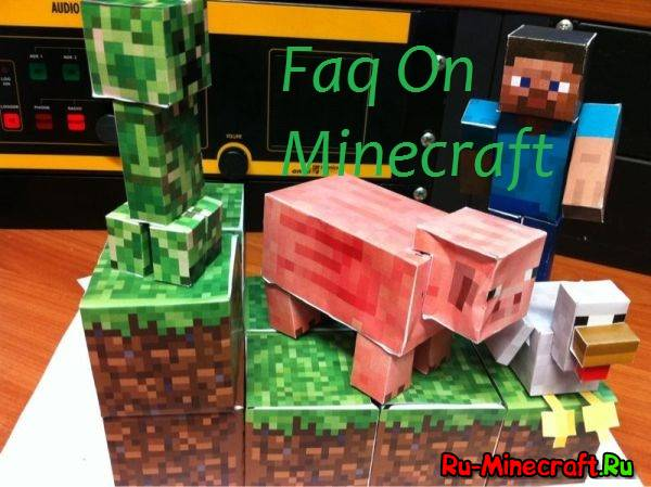 Faq on Minecraft | #1-3