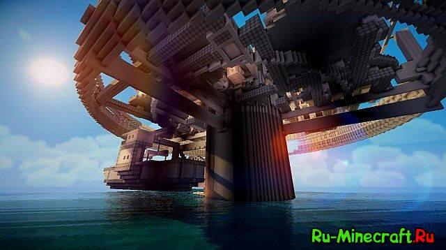 карты для minecraft карти мегаполис #11